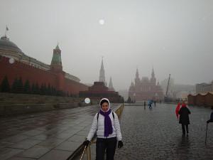 Блог Татьяны Корабельниковой. Я в Москве.