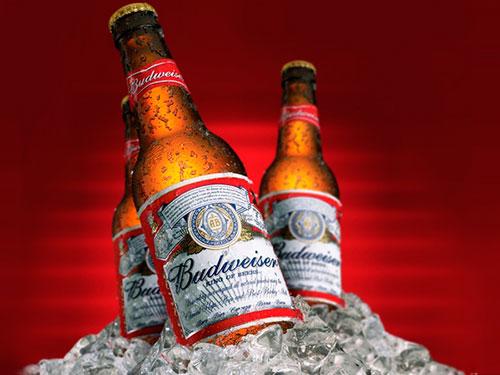 Американское безалкогольное пиво Budweiser