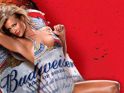 Реклама пива Budweiser