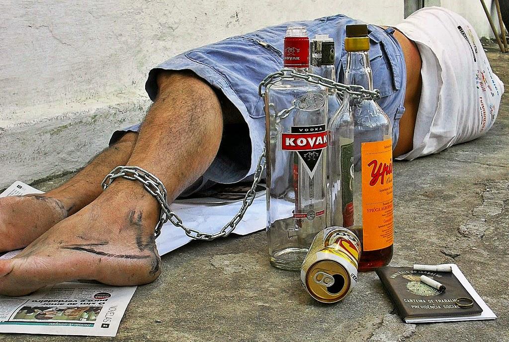 Алкоголизм хроническая болезнь
