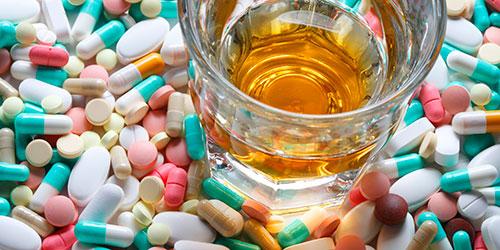 С какими таблетками нельзя пить алкоголь