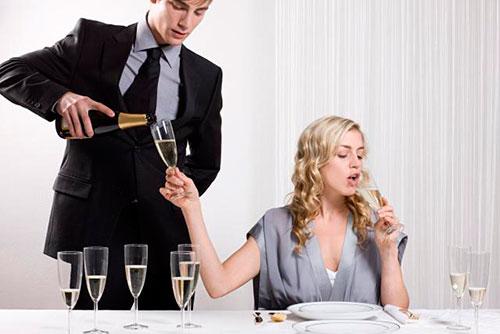 Начальная стадия женского алкоголизма