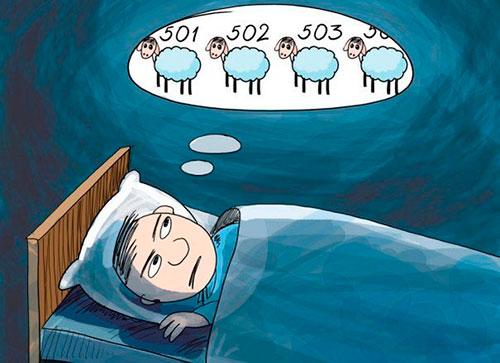 Как уснуть при бессонице