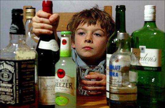 Подростковый алкоголизм - мнение врача - нарколога