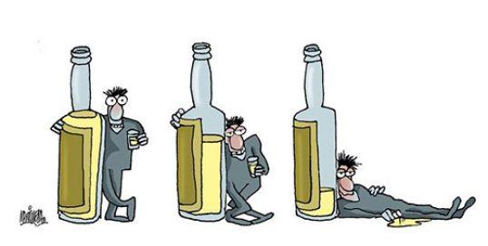 Стадии хронического алкоголизма и их признаки - разъясняет нарколог.